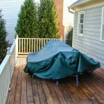 Deck Remodel - Before