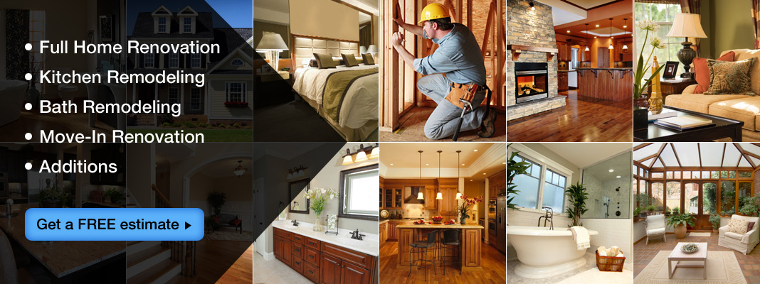 Maryland Home Remodeling